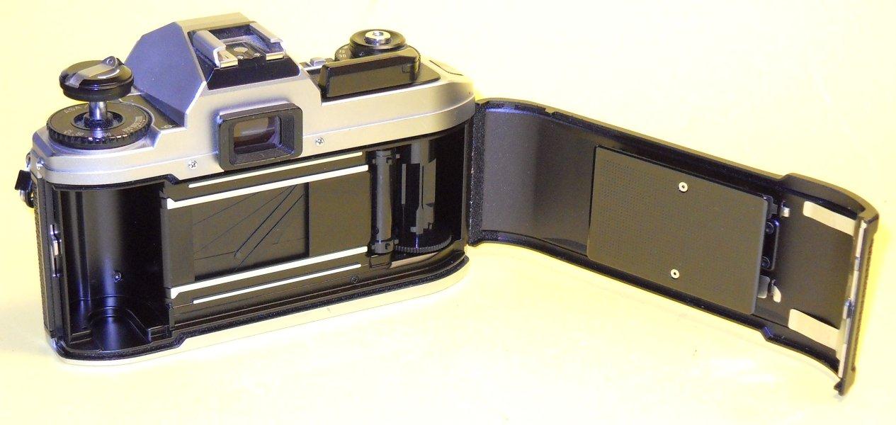 Nikon превратит 35-мм пленочную камеру в цифровую?