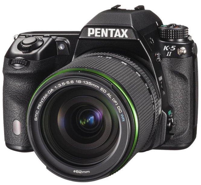 Обзор фотокамеры Pentax K-5 II: новая флагманская зеркалка