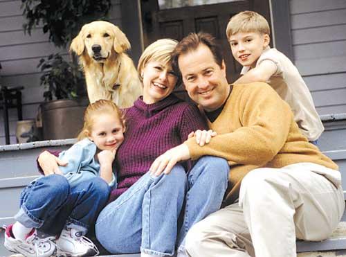 Как снимать семейные фото?