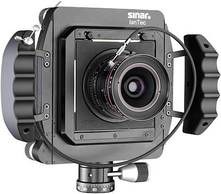 Sinar выпустила новую камеру для архитектурной и ландшафтной съемки