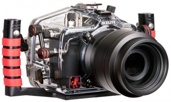 Ikelite представила подводный бокс для Canon 6D
