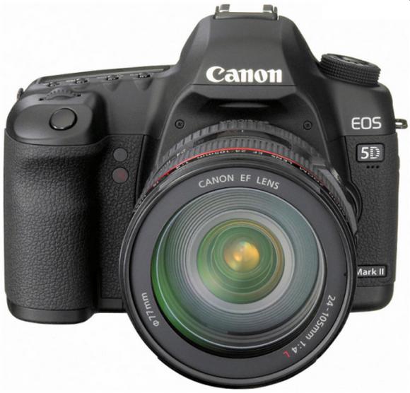 Canon снимает с производства легендарную EOS 5D Mark II