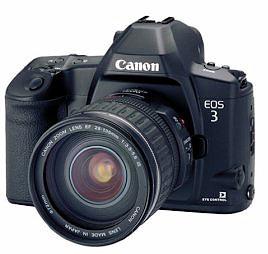 Слухи о фотоаппарате Canon EOS 3D