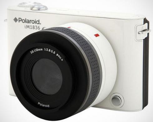 Анонс Android-фотоаппарата от Polaroid