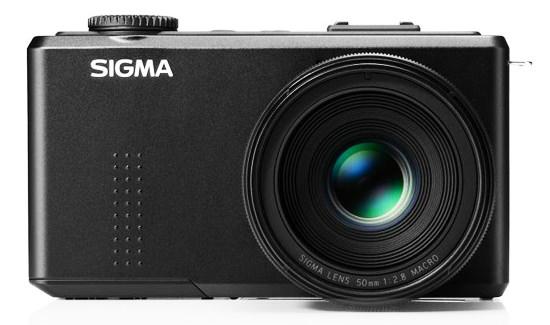 Анонс камеры DP3 Merrill от Sigma