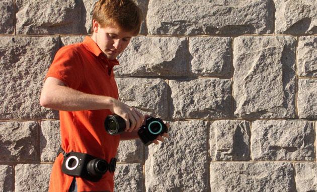 Lens holster: устройство для быстрой смены объектива