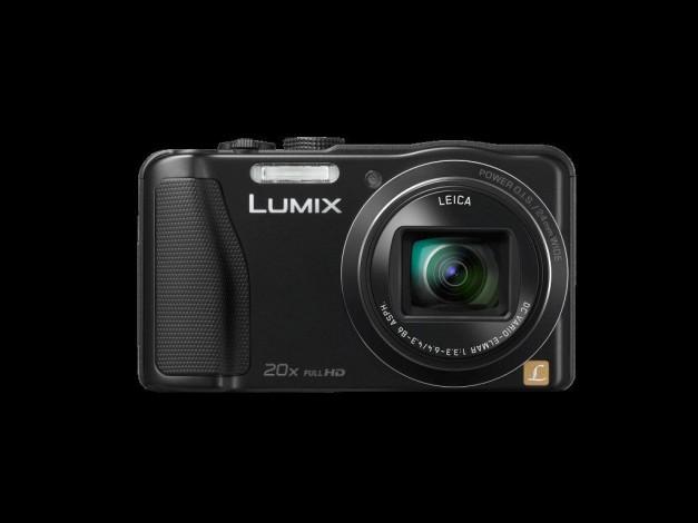 CES 2013: Lumix DMC-TZ40 и DMC-TZ35 от Panasonic