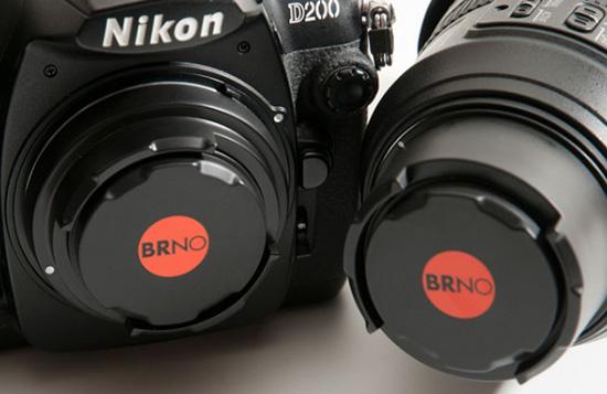 BRNO dri+Cap защитит от влаги объектив и камеру
