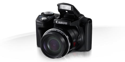 Компания Canon представила еще одну новинку