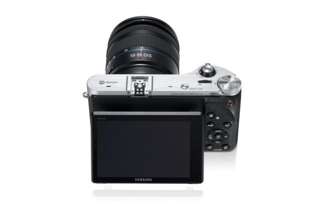 CES 2013: Samsung анонсировала камеру NX300