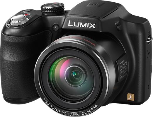 Компания Panasonic представила новый компактный цифровой фотоаппарат LUMIX DMC-LZ30