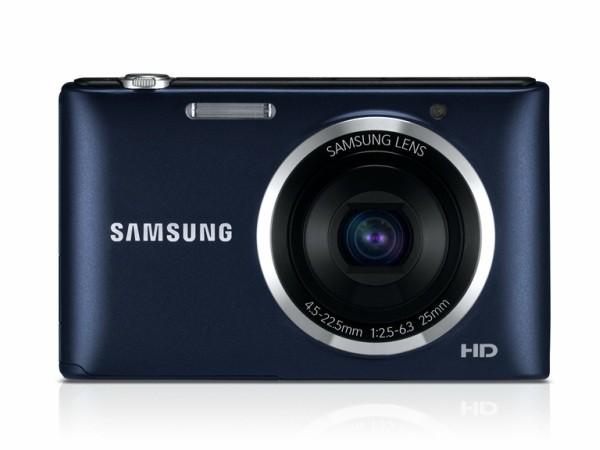 Компания Samsung Electronics представила новую цифровую фотокамеру Samsung ST72