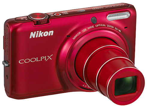 Кампания Nikon на CES 2013 представила фотокамеры Nikon Coolpix S6500 с Wi-Fi и стильную S2700