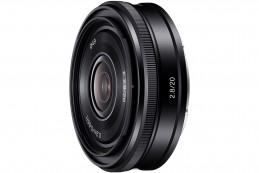 Компания Sony расширяет семейство объективов с фиксированным фокусным расстоянием для беззеркальных аппаратов NEX