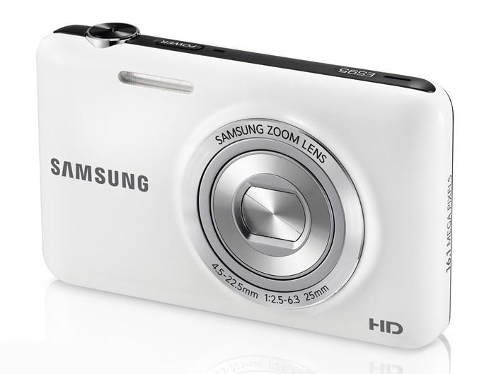 Компания Samsung представила недорогую компактную фотокамеру ES95 для новичков