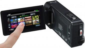 Компания JVC Kenwood расширила свой ассортимент видеокамер Everio