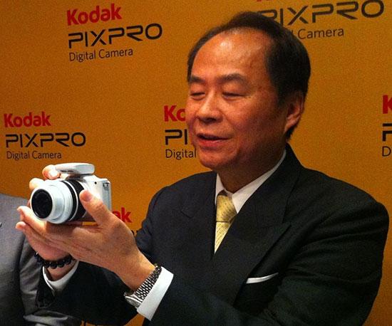 Micro Four Thirds- камера от Kodak