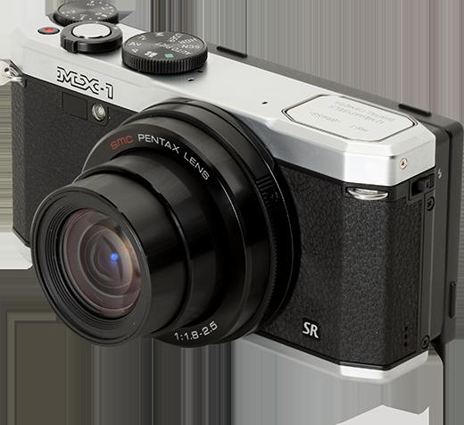Pentax MX-1: камера в стиле «современное ретро»