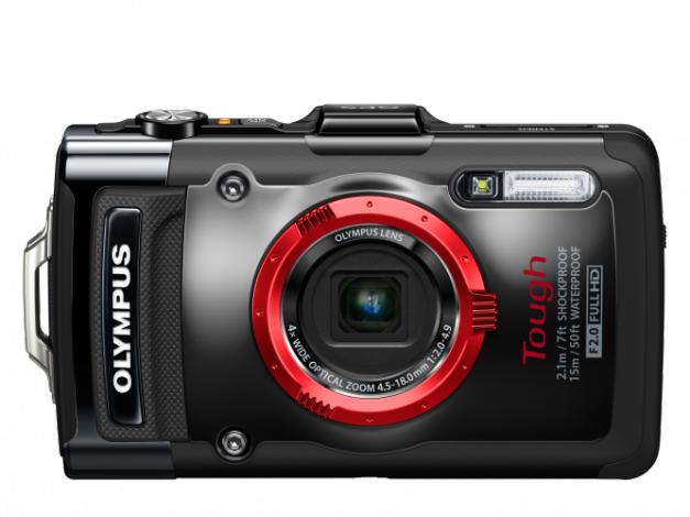 Olympus представила подводную камеру Stylus TG-2