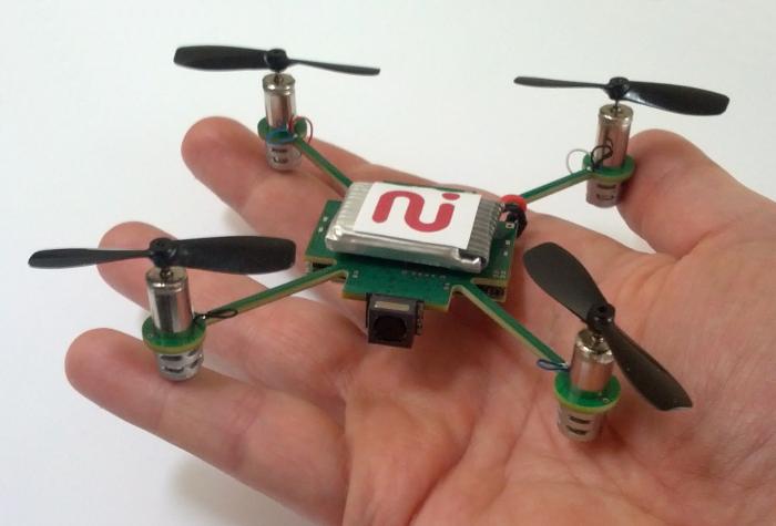 Компания Always Innovating представила  MeCam, летающий видеооператор