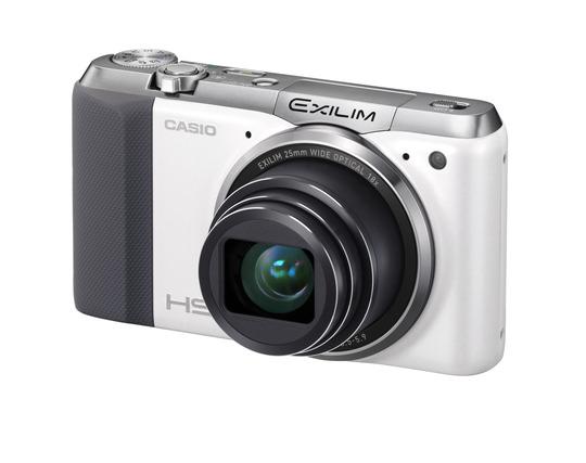 Casio выпускает две компактных фотокамеры серии Exilim