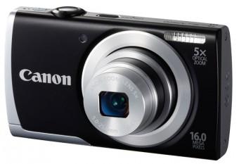 Компания Canon представила меру начального уровня PowerShot A2500