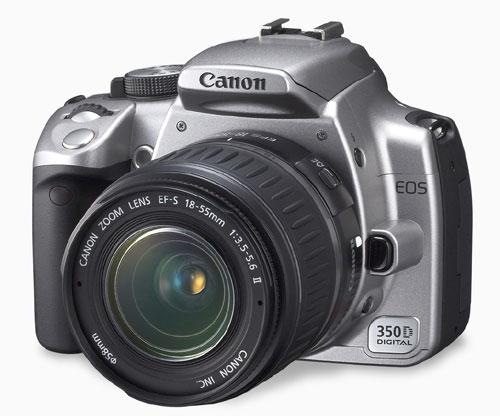 Очередная новинка от Canon