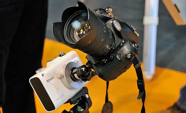 Устройство Polarie Star Tracker позволяет снимать ночное небо с высоким качеством за счет компенсации смещения звёзд