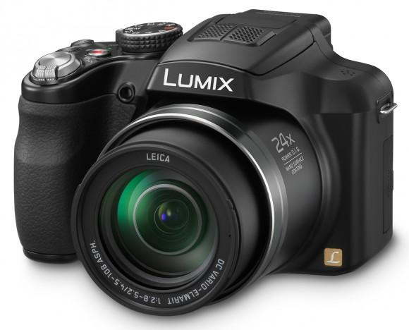 Обзор камеры Panasonic Lumix FZ62