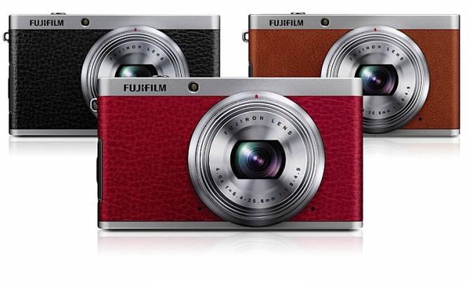 Обзор Fujifilm XF1