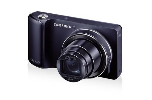 Samsung представила более дешевый вариант Android-фотоаппарата Galaxy Camera