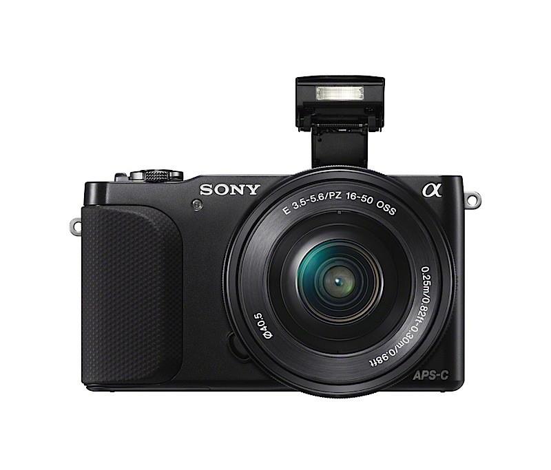 Sony анонсировала беззеркальную камеру NEX-3N и камеру с полупрозрачным зеркалом Alpha A58