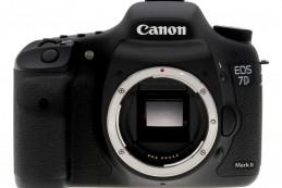Появилась более подробная информация о технических характеристиках зеркалькой камеры от Canon