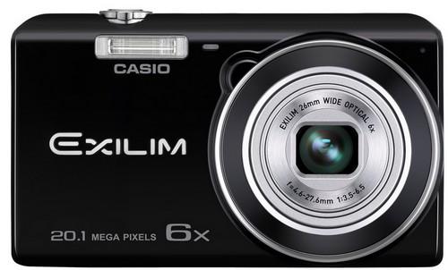 Стильная Casio EX-ZS30