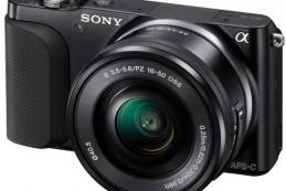 Компания Sony анонсировала новую беззеркальную камеру NEX-3N со сменной оптикой