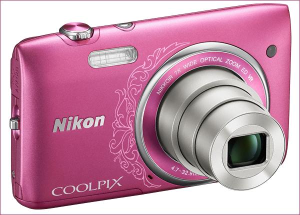 Nikon до конца февраля начнёт продажи компактного фотоаппарата Coolpix S3500