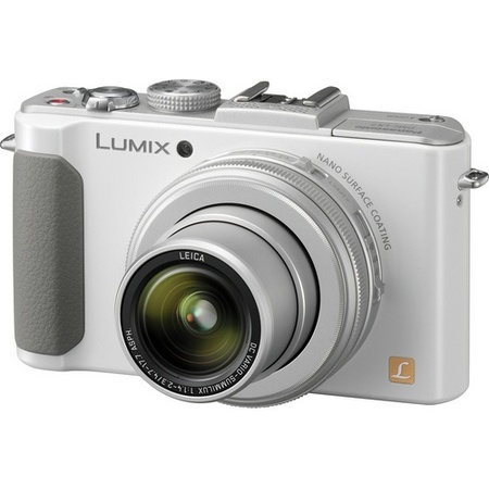 Обзор Panasonic Lumix DMC-LX7