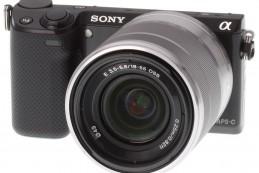 Обзор Sony NEX-5R