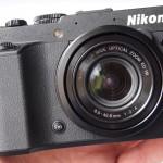 Эргономичный Nikon Coolpix P7700