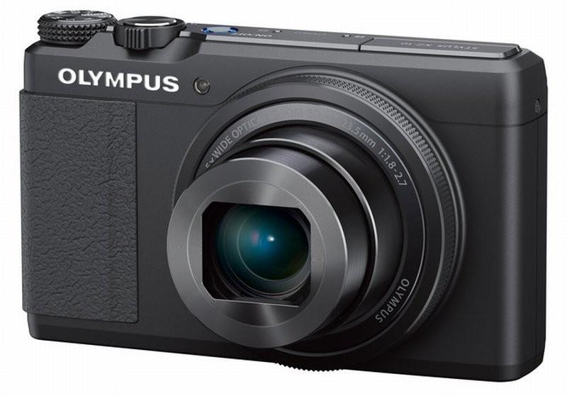 Olympus представила светосильный компакт Stylus XZ-10