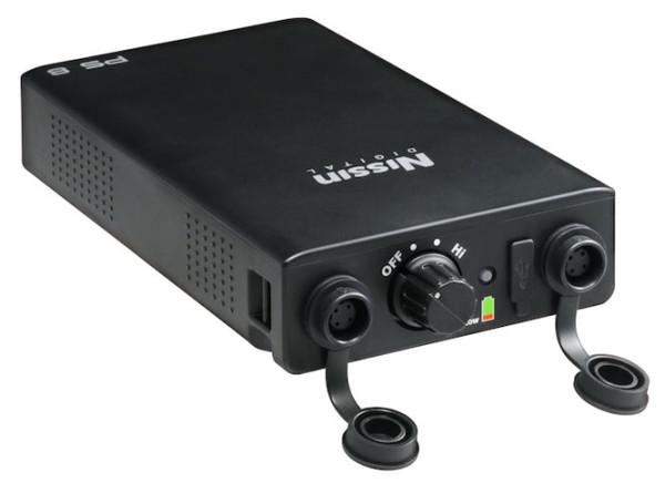 Nissin представляет новую фотовспышку и мощный батарейный блок на 3000 mAh