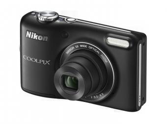 Компания Nikon представила две новые фотокамеры серии Coolpix L