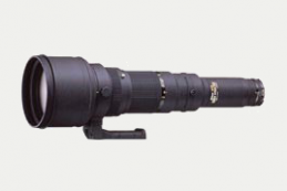 Nikon представила супертелеобъектив AF-S NIKKOR 800mm f/5.6E FL ED VR