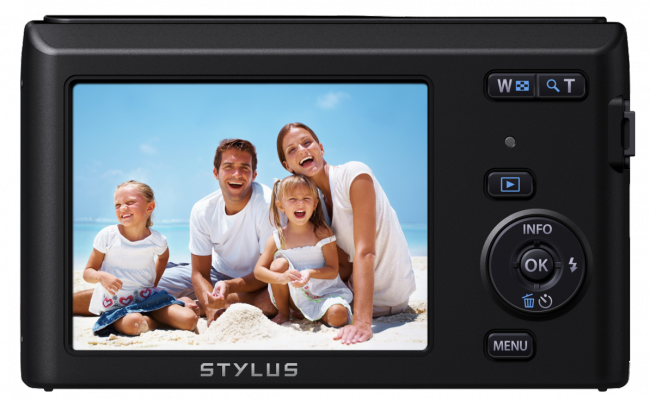 Компания Olympus представила новинки серии STYLUS SMART