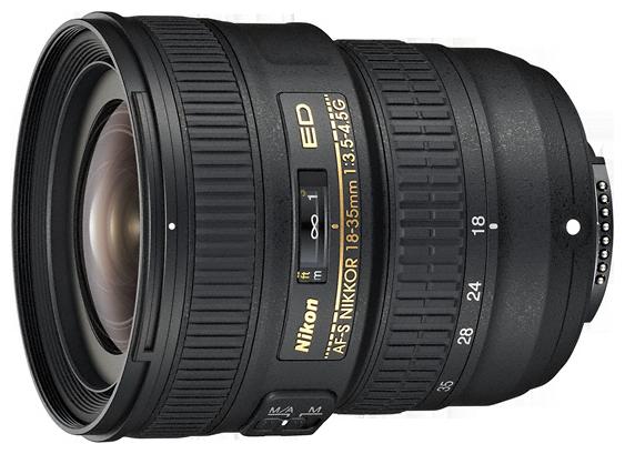 Компания Nikon объявила о выпуске нового широкоугольного зум-объектива