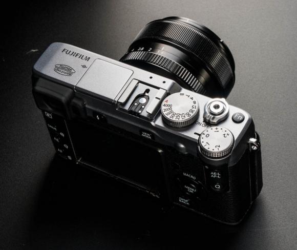 Обзор Fujifilm X-E1