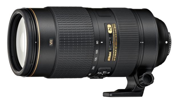 Выпускавшаяся 12 лет модель длиннофокусного объектива AF-S 80-400 мм f/4.5-5.6, обновлена и улучшена