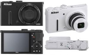Nikon Inc. заявила о выпуске компактной цифровой камеры Coolpix P330