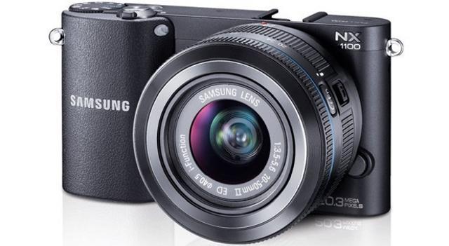 Появились подробности о готовящейся к выпуску фотокамере Samsung NX1100