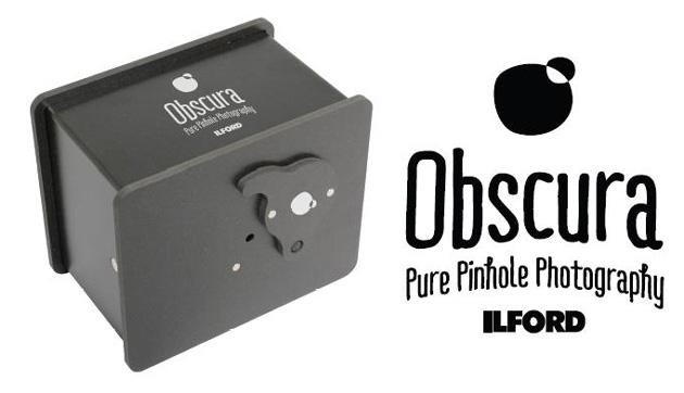 Миниатюрный аппарат под формат 4х5 для адептов пинхол-фотографии выпущен компанией Ilford